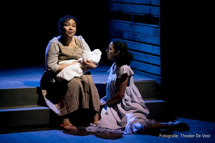 Start tour broadwaymusical 'The Color Purple' Bekroonde musical in januari te zien in TAQA Theater De Vest