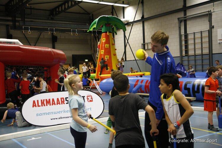 Klimmen, rennen, springen & klauteren tijdens het Sportspektakel XXL