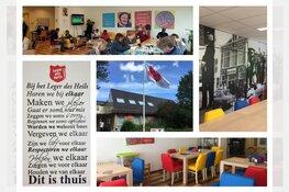 Leger des Heils opent Huiskamer van de buurt in Alkmaar