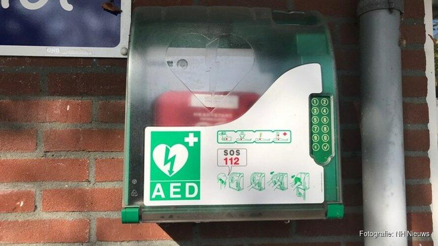 """Meerdere levensreddende AED's gestolen in Alkmaar: """"Levensgevaarlijk!"""""""