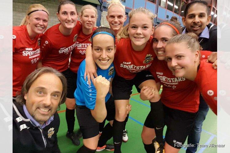 Milicia Keijzer maakt indruk bij winnend Team Alkmaar