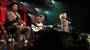 Michelle David & The Gospel Sessions voel je en beleef je