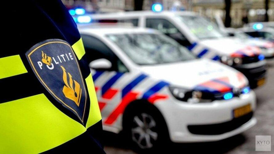 Ongeluk op de N9 bij Alkmaar