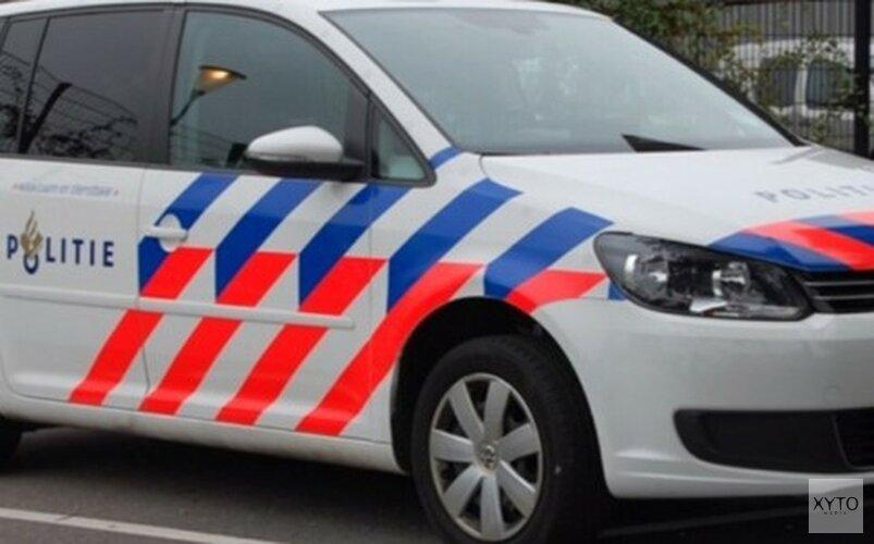 Veel schade bij aanrijding in Alkmaar