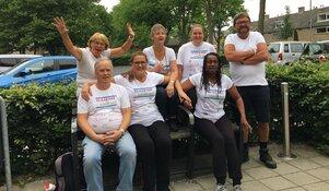 De gezelligste wandelclub van Alkmaar bestaat 3 jaar!