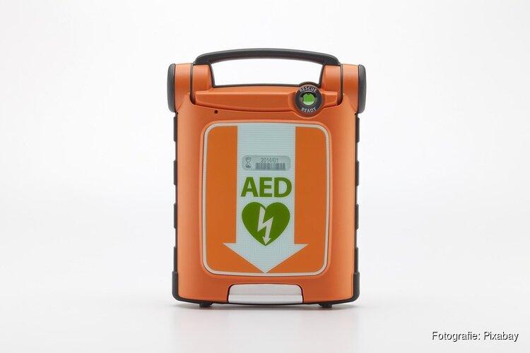Voldoende AED's beschikbaar voor hulpverlening