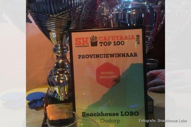 Snackhouse LOBO opnieuw de beste van Noord-Holland
