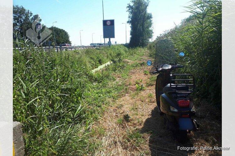 Verhoogd aantal diefstallen brom- en snorfietsen in Regio Alkmaar