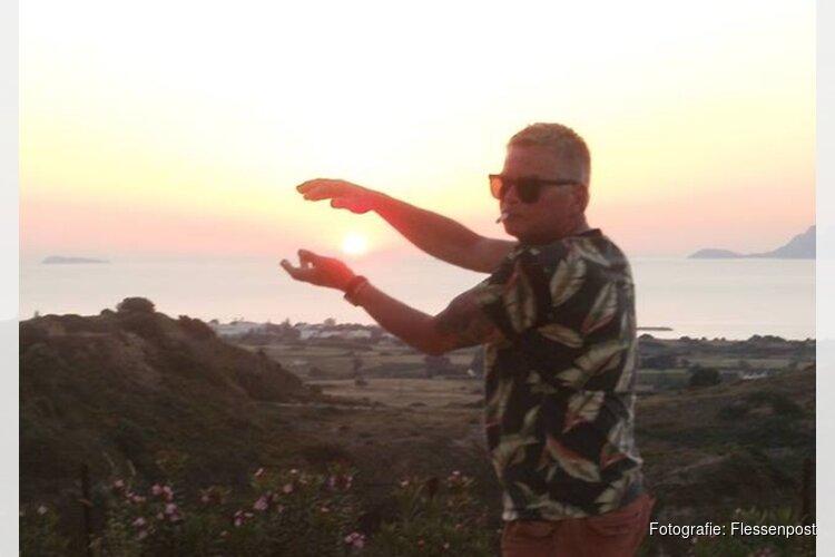 Bergense kunstenaar en edelsmid Jos Peperkamp op eiland Kos overleden