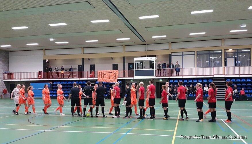 Team Alkmaar/Sportstars ontdoet zich van Drachtster Boys