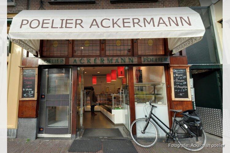 Poelier Ackermann al ruim 55 jaar een vertrouwd adres voor u wild en gevogelte