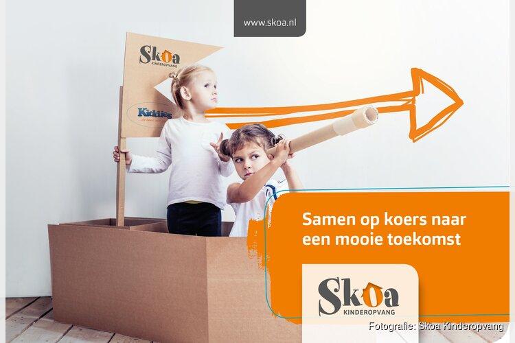 Stichting Kinderopvang Alkmaar (SKOA) neemt kinderopvangorganisatie Kiddies over