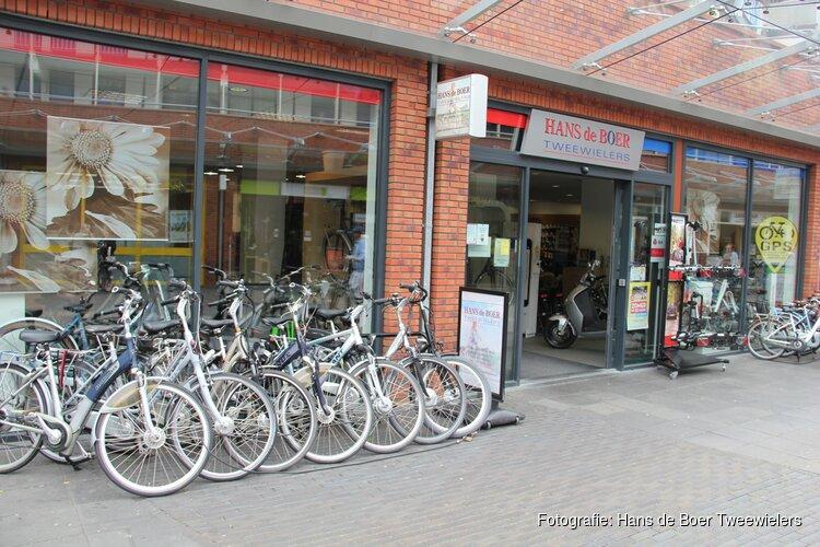 Al ruim 30 jaar staan de fietsspecialisten van Hans de Boer Tweewielers  voor u klaar