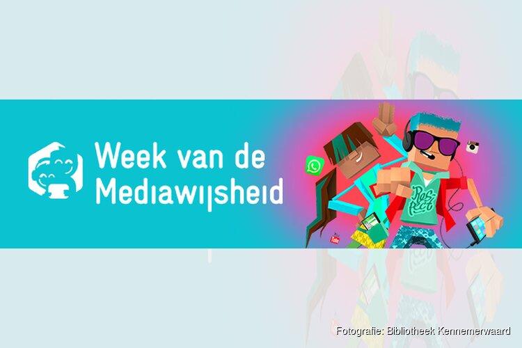 Heb jij het onder de duim?: Week van de Mediawijsheid 16 t/m 23 november