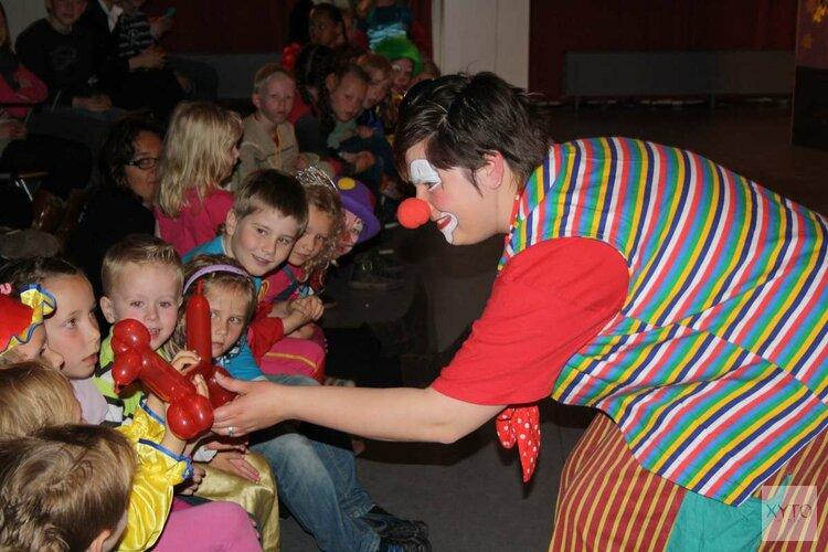 Kindervoorstelling TOP Toneel Oudorp bij Wijkcentrum de Oever