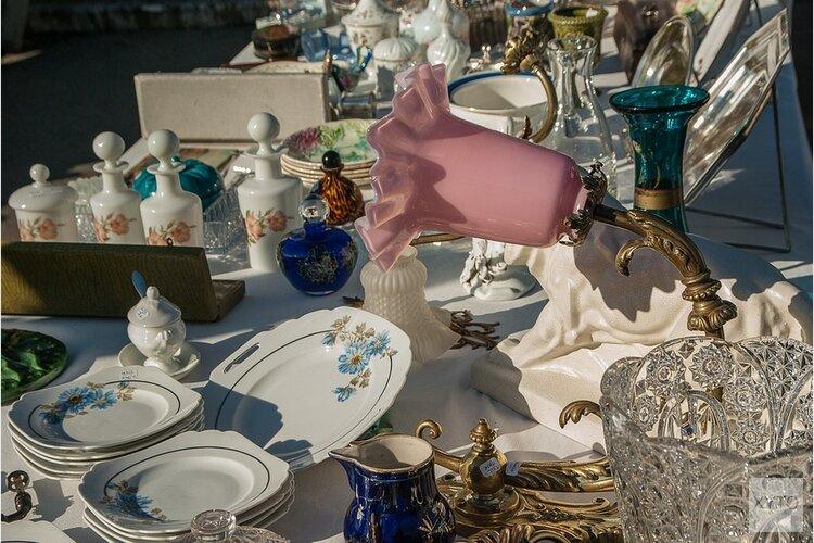 Rommel Curiosa markt zaterdag 24 november a.s in Stompetoren