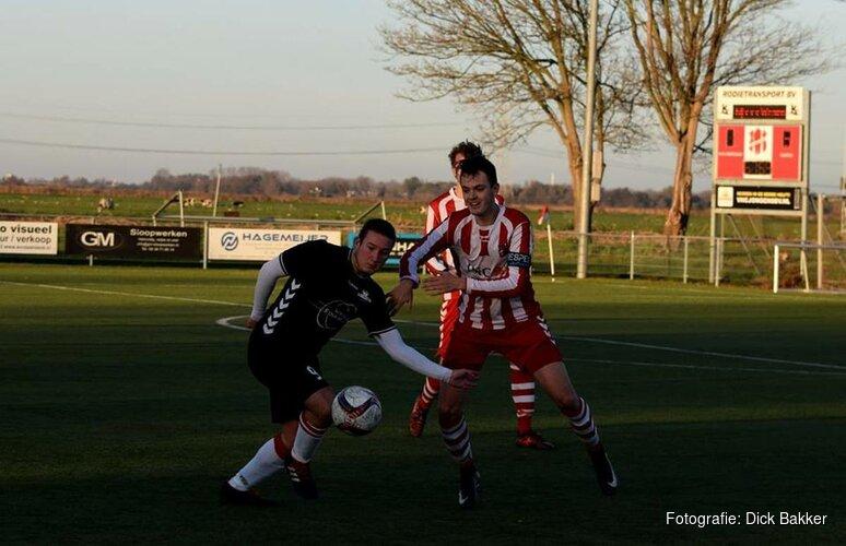 Sporting S boekt tegen Duinrand S eerste competitiezege