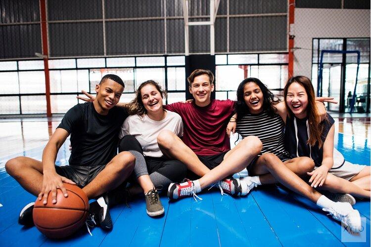 Gratis sportieve en creatieve cursus voor jongeren in Alkmaar