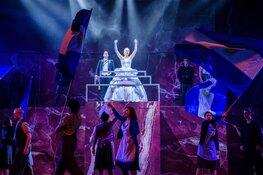 Wegens succes musical Evita bijgeboekt in TAQA Theater De Vest