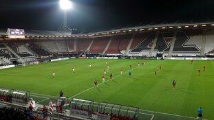 Jong AZ verliest nipt van FC Twente