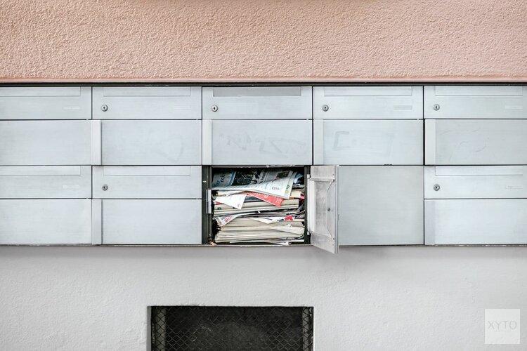 Omvang 'vergeten post' in beeld