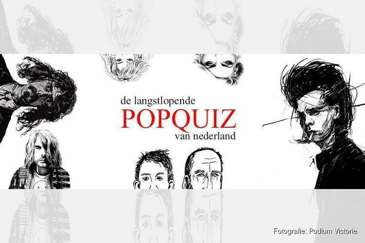 De 200e editie van de langstlopende popquiz van Nederland