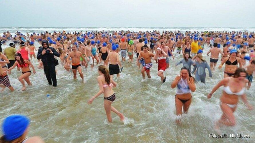 Komende editie Nieuwjaarsduik Egmond aan Zee afgeblazen