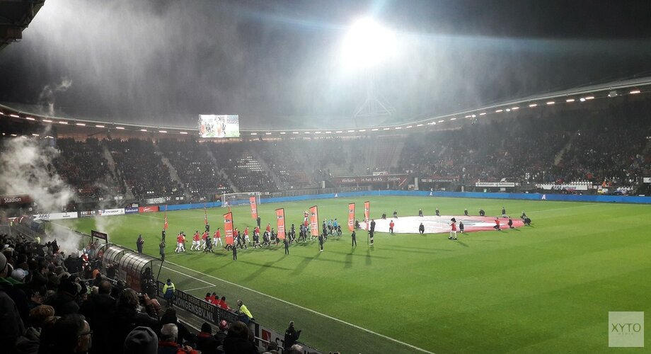 Teleurstellend AZ onderuit tegen Willem II