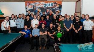 Nederlands Kampioen 9-Ball 2018: Nick van den Berg
