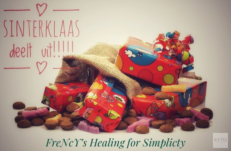 FreNcY's Healing for simplicity sinterklaasactie