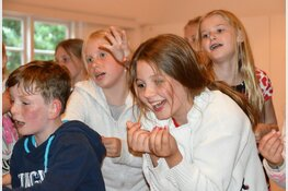 Kerstworkshop Musical door Artiance-theaterschool