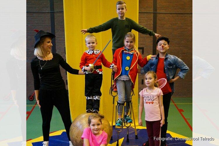 Sprookjesachtige Mystiek bij Circusschool Tefredo