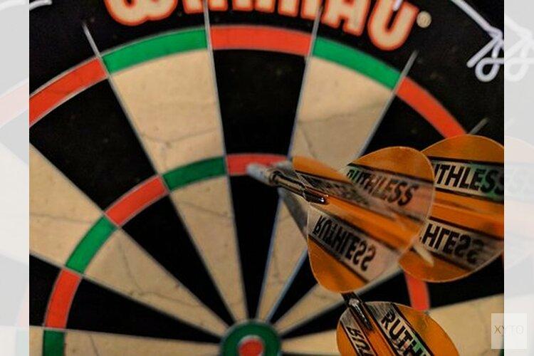 Durrant wint voor derde keer Finder Darts Masters