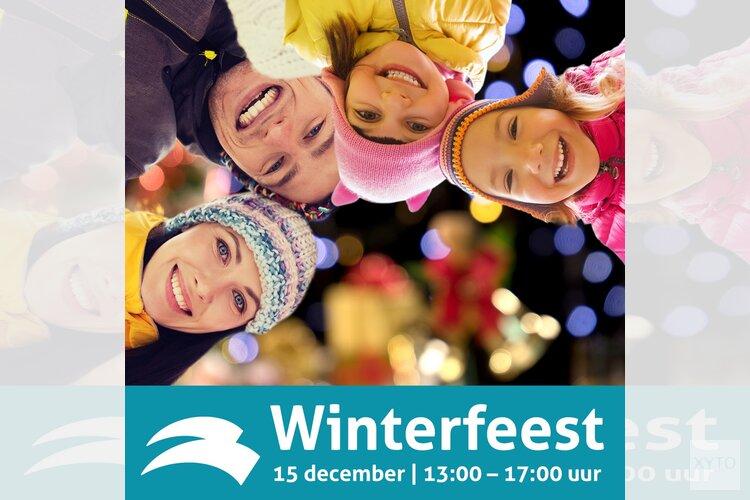 Zaterdag 15 december Winterfeest in Noorder Arcade