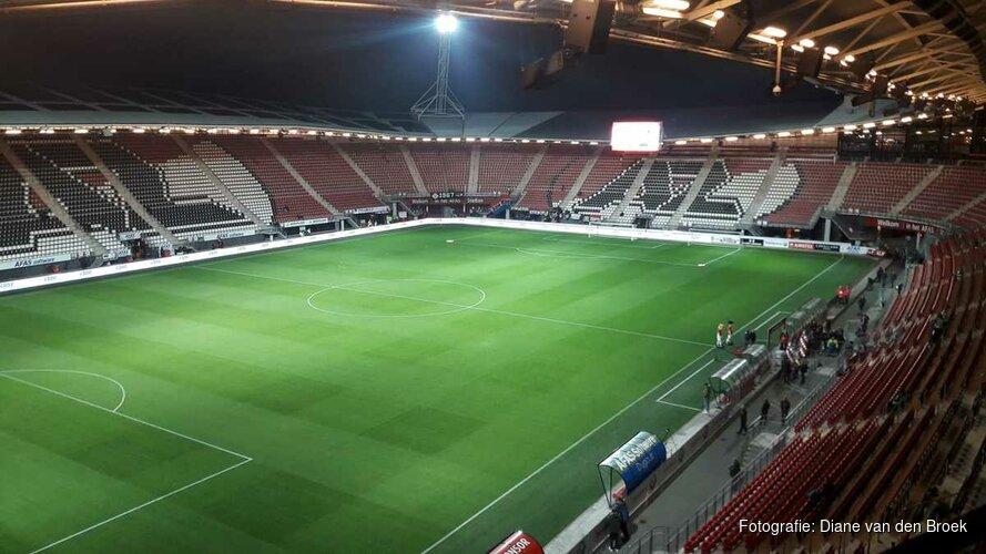 Jong AZ-Telstar vanavond in AFAS-Stadion