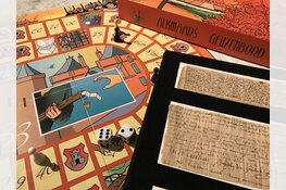 Ganzenbord met een Alkmaars tintje: Geuzenbord gratis beschikbaar voor basisscholen