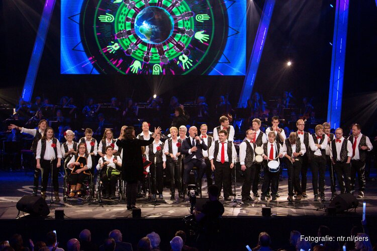 Fantastisch optreden Alkmaars Prachtkoor op Knoop Gala 2018
