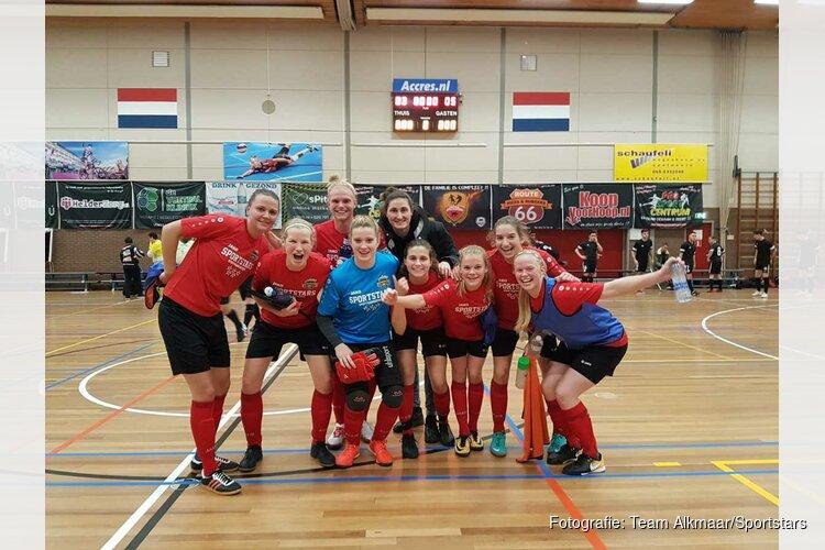 Team Alkmaar/Sportstars zet goede reeks voort in Apeldoorn