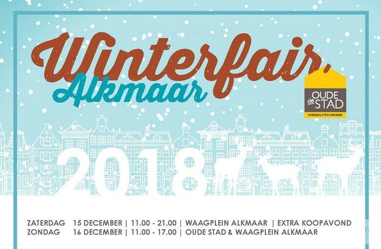 Winterfair 2018 gaat vandaag van start met extra lange koopavond