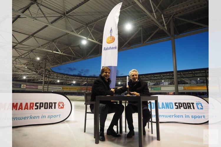 Rabobank Alkmaar e.o. tekent driejarig partnerschap met Alkmaar Sport