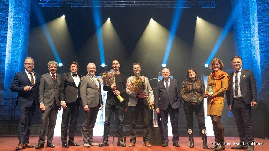 Vier ondernemers uit Heiloo in de prijzen