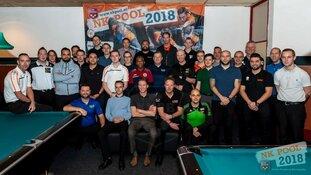 Ook extra spots bij vierde & laatste discipline NK Pool 2018