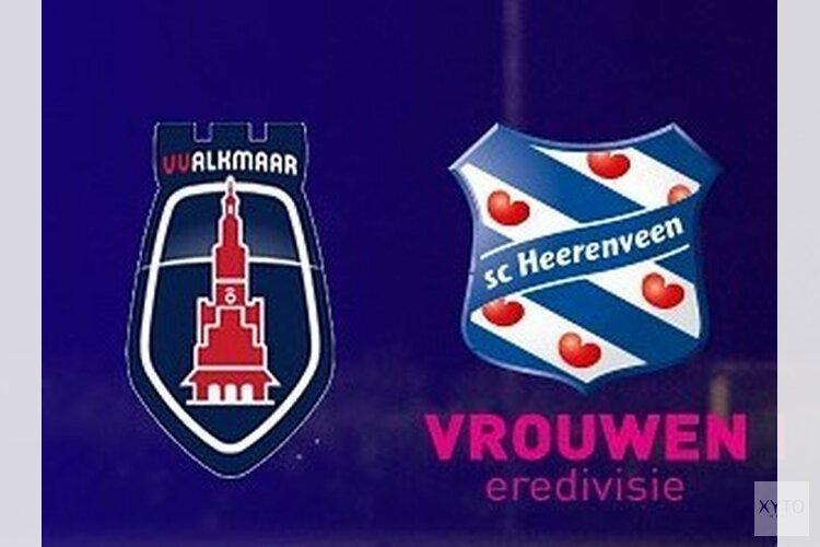 VV Alkmaar krijgt Heerenveense zevenklapper om de oren