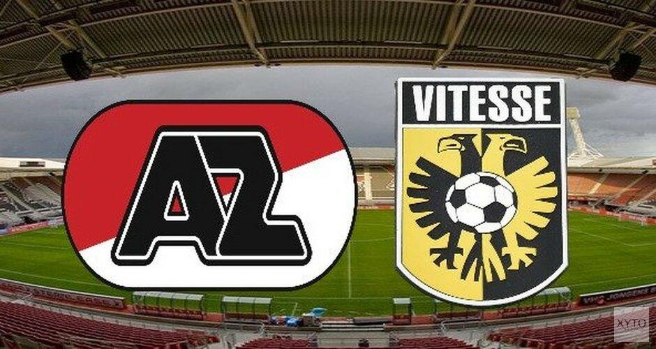 AZ ontvangt Vitesse in kwartfinale KNVB-beker