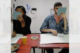 Gratis workshop in de Kunstwerkplaats bij Artiance