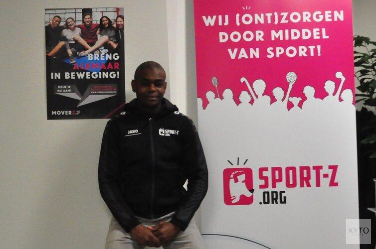 Coach BN'ers geeft MOVERZ cursus aan Alkmaarse jongeren