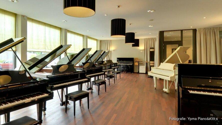 Alkmaarse hofleverancier piano's over in Belgische handen