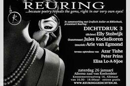 Derde Duo DichtDruk presenteert werk bij Koekenbier