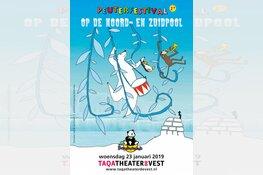 Groot peuterfeest met het Peuterfestival in TAQA Theater De Vest