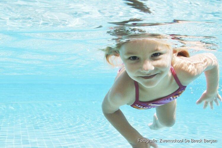 Nieuwe zwemlesgroepen bij Zwemschool De Beeck Bergen